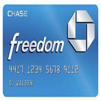 Chase Freedom Credit Cards