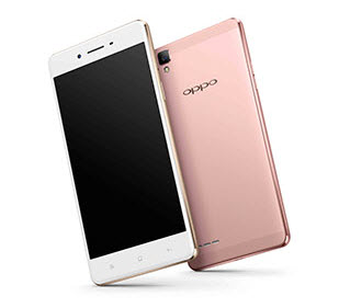 Oppo F1 Selfie Expert Screen Resolution