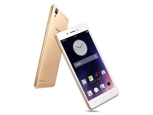 Oppo F1 Selfie Expert Advantages