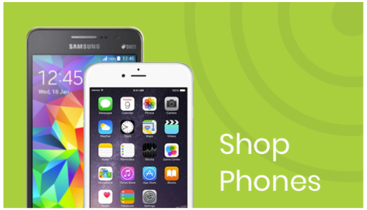 Shop phones at Access Wireless