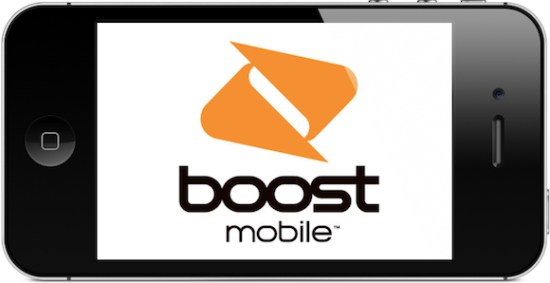 Boost Mobile iphones