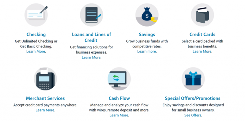 Capital One Bank Features