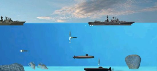 Submarine Simulation PC Games