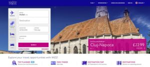 wizzair flights, hotels and cars