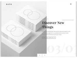 bato website templates