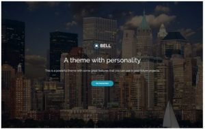 bootstrap template 3