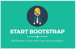 bootstrap template 4