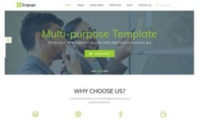 bootstrap template 5