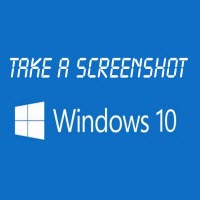 screenshot in windows 10