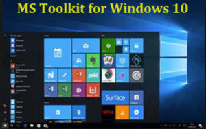 microsoft toolkit windows 10