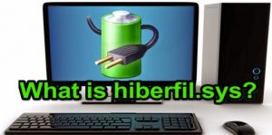 what is hiberfil.sys