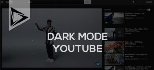 youtube dark mode chrome