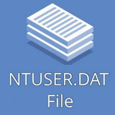 ntuser.dat files