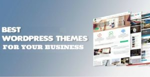 Theme according to your business