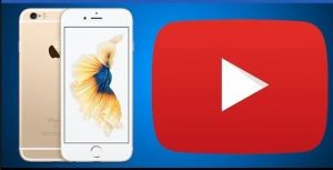 mobile ios to youtube