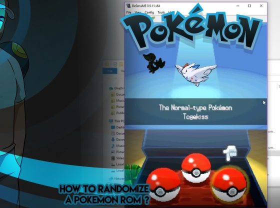 how to randomize a pokemon ROM