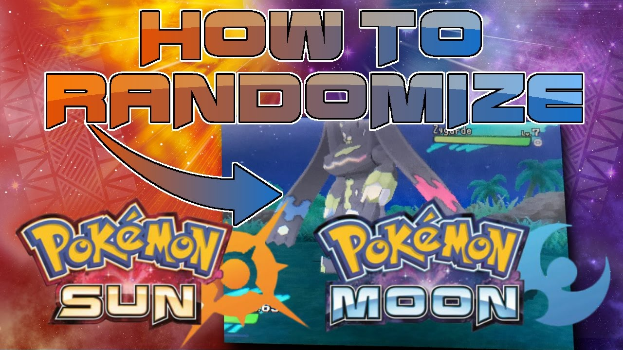 pokemon sun and moon randomizer download pc
