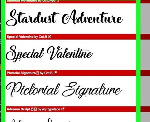 Download-Fonts-from-Dafont