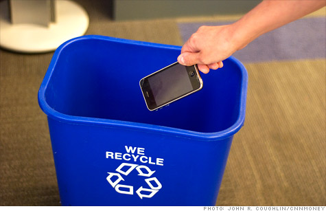 smartphone recycle