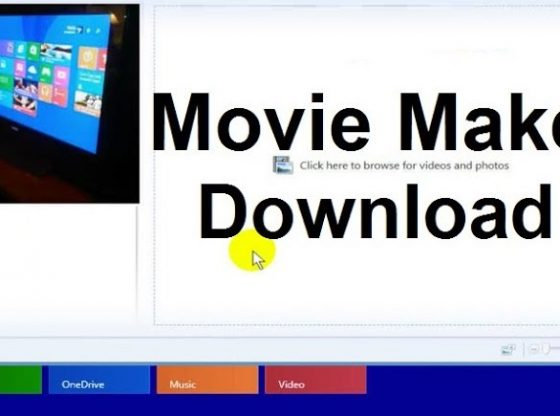 windows movie maker software installation
