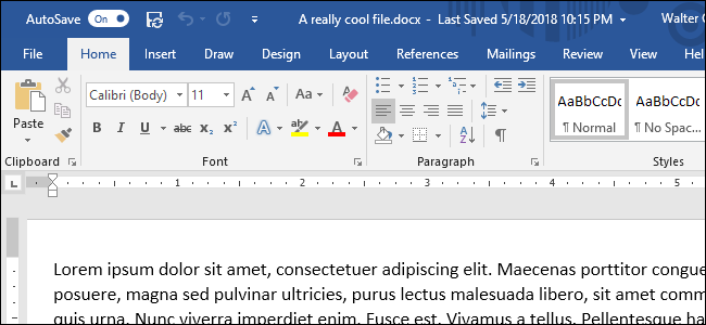Access ms word on android