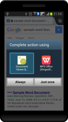 other document reader for android