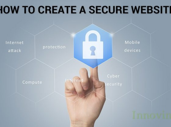 steps to secure website