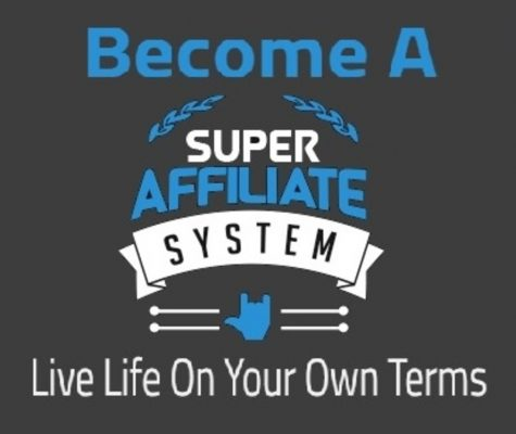 Become super affiliate system member
