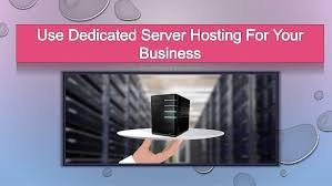 Use dedicated server