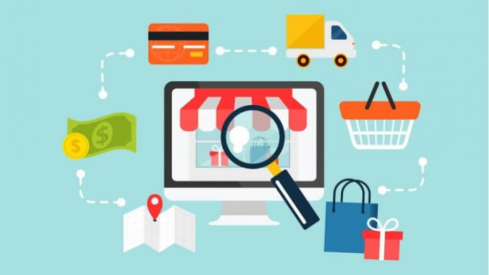 Simple checkout process for ecommerce websites