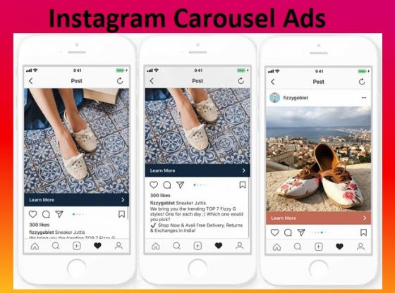Guide to Get Started on Instagram Carousel Ads