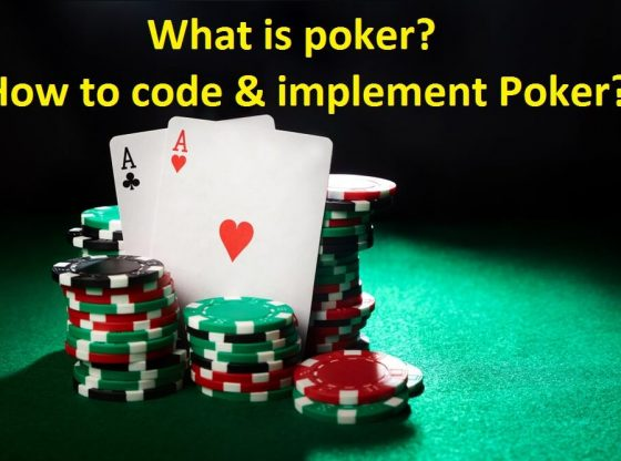 how to code & implement poker & winning tips