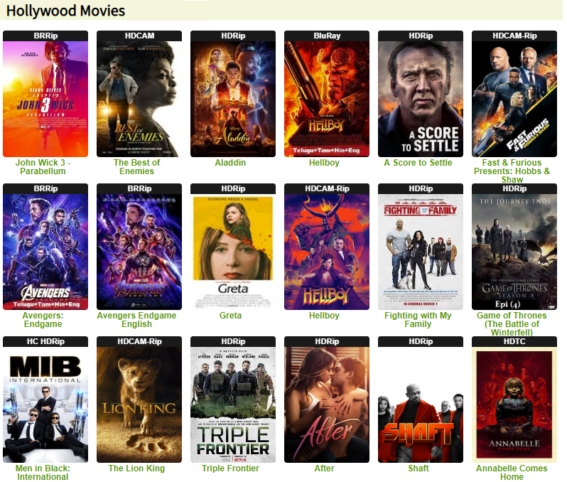 Free Movies | Watch Free With Plex