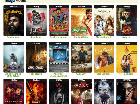 watch latest telugu movies online