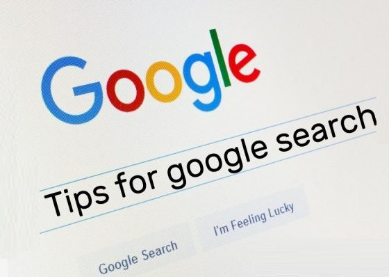 Tips-for-google-search
