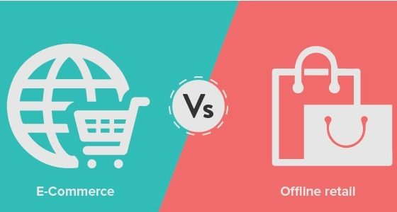 ecommerce vs online shopping