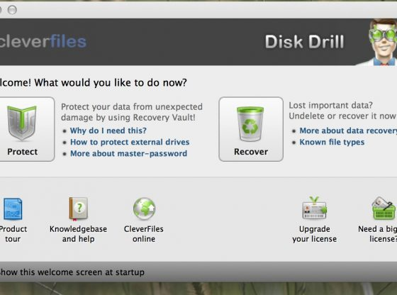 diskdrill for file recover