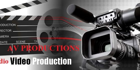 audio-video production house-AV production Canada