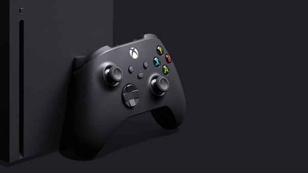 xbox series gaming console