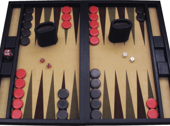 how to play Backgammon